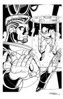 Herbert and James (High Evolutionary and Wolverine by wjgrapes