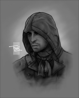Assassin's Creed Unity - Arno Dorian by FearEffectInferno