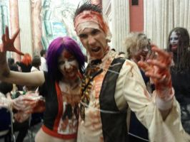 zombies for alice cooper by Beff-Kat