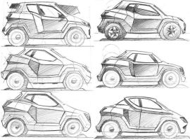 Jeep sketches1 by MartinEDesign