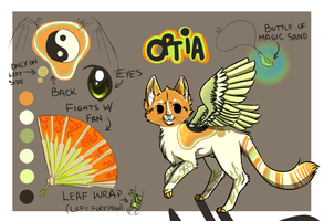 Optia - Doltrix Ref Sheet by Moon-DaZzLe