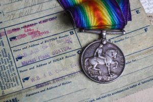 Campaign Medal Somme by karla-chan
