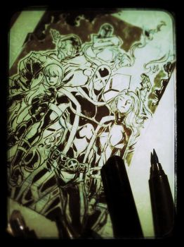 Thumbnailing :) by JohnTimms