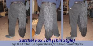 Yarn Tail: Satchel by Catwoman69y2k