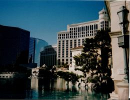 Bellagio - ''Those are the Waters'' by The-Darkwolf