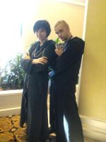 TnT 2012 Luxord and Xion by AxistXXI