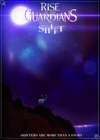 RotG: SHIFT Official Poster by LivingAliveCreator