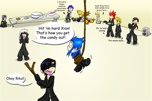 Happy International Xion Day by ShootingStarNeo