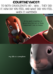 Ask CnD No. 132: How Squirrels Felt by ZeFlyingMuppet