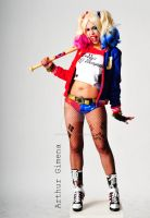 Harley Quinn Suicide Squad by izabelcortez