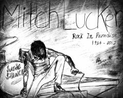 RIP Mitch Lucker by skullspikes