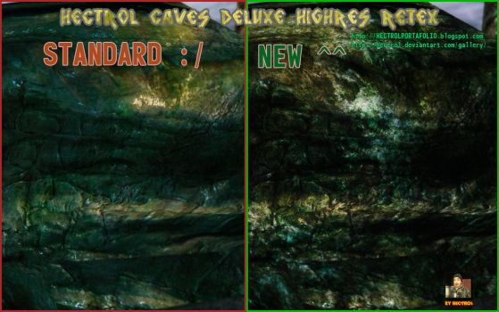 Hectrol CAVES DELUXE HR Retex - Comparison 06 by hectrol