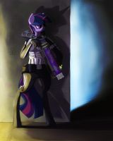 Stealthsuit Twilight by AaronMk