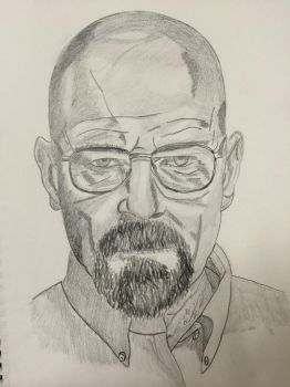 Walter White by Mark7722