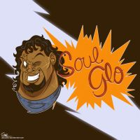 Marvel's Soul Glo by geogant
