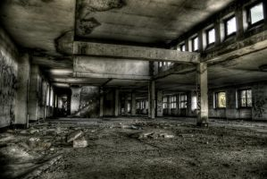 White Hall by Beezqp