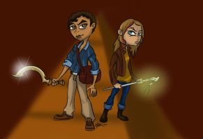 The Kane Chronicles by EACR