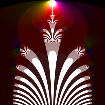 Frond Fractal by pifactorial