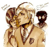 HBP - Poor Draco by ChoquerBaby