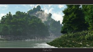 Rainforest River 2 by oo0d3v1l0oo