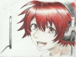 Ittoki Otoya by DarkUmbreon12