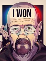 Walter White by metalsan