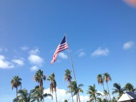 The American Flag by Rockonbrad