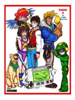 Captain N The Game Master by Donald L. Bundy by Eyeshield211996