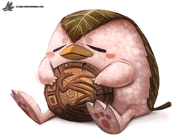 Day 807# Monster Rancher! by Cryptid-Creations