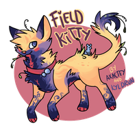 Field Kitty auction by Axactey