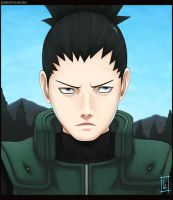 Shikamaru v2 by Lee-nus