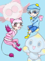 Chao and Masha by Rei-Catlang