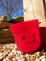 Bored Bucket 365 Day 2 by iJustRodeYourBicycle