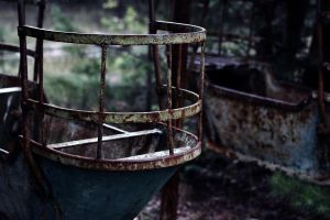Old swings II by lightlanaskywalker