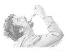 Tom Green Sketch by funksoulfather