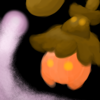 Pumpkaboo by hellomelody312