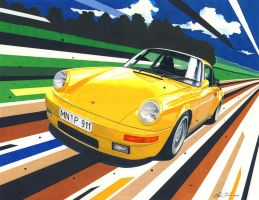Ruf Yellowbird by klem