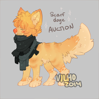 critter auction (closed) by VlLHO