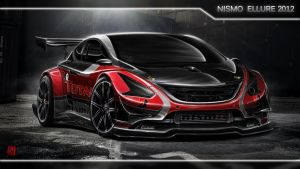 NISMO Ellure 2012 by Jay5204