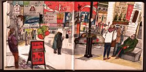 Piccadilly Circus by i-am-your-idea