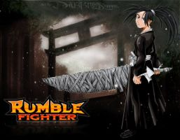 Rumble Fighte :Exocore Spirit by Darkness1999th