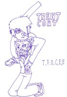 Trent Coat by PlaystationNerd