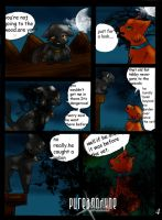 warriors:into the wild page 4 by Sno-wy