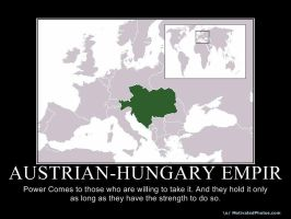 The Austrian-Hungary Empire by SMS00