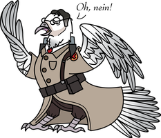 Medic Dove by InkRose98