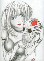 Misa- Death Note by Thesan13