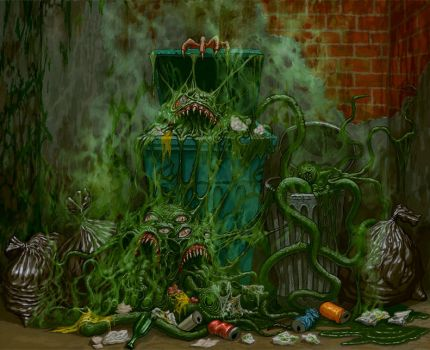 The Amityville Project: Phobos - 'Bacteriophobia' by Xeeming