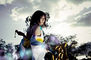 FFX: Yuna by JoviClaire