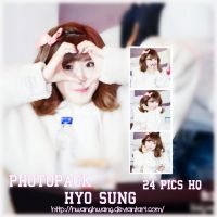 Hyo Sung (Secret) PHOTOPACK#25 by Hwanghwang