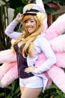 Popstar Ahri by cabusi-photography